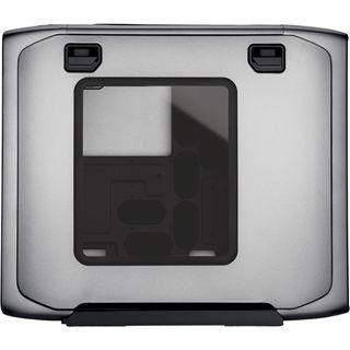 Corsair Graphite 600T mit Sichtfenster Midi Tower ohne Netzteil silber