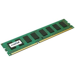 2GB Crucial DDR3-1333 SO-DIMM CL9 Single