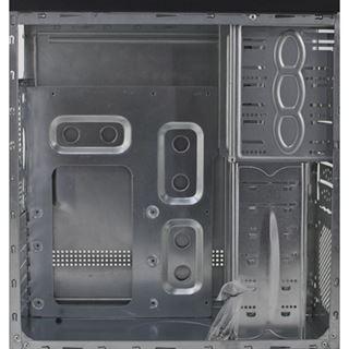 Rasurbo BC-20 Midi Tower ohne Netzteil schwarz