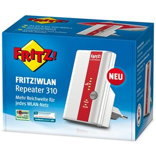AVM FRITZ!WLAN Repeater 310 WLAN Repeater (20002576)