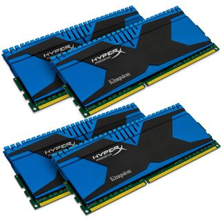 16GB Kingston HyperX Predator DDR3-1866 DIMM CL9 Quad Kit