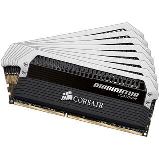 64GB Corsair Dominator Platinum DDR3-2133 DIMM CL9 Octa Kit