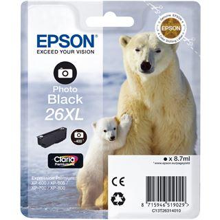 Epson Tinte C13T26314010 schwarz