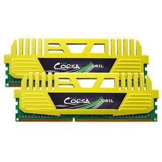 16GB GeIL EVO Corsa DDR3-2400 DIMM CL11 Dual Kit