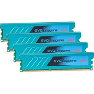 32GB GeIL EVO Leggera DDR3-1600 DIMM CL9 Quad Kit