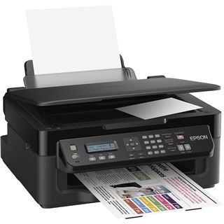 Epson WorkForce WF-2510WF Tinte Drucken/Scannen/Kopieren/Faxen USB