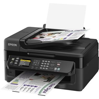 Epson WorkForce WF-2540WF Tinte Drucken/Scannen/Kopieren/Faxen USB