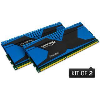 16GB Kingston HyperX Predator DDR3-1866 DIMM CL9 Dual Kit