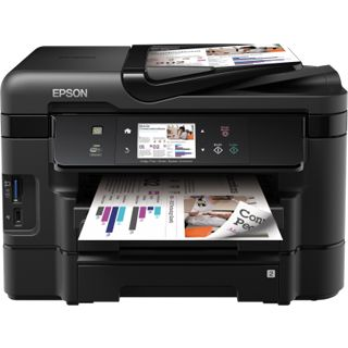 Epson WorkForce WF-3540DTWF Tinte Drucken/Scannen/Kopieren/Faxen