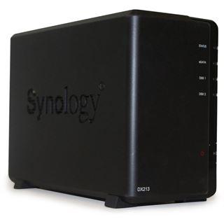 Synology Erweiterung 2-Bay für DiskStation (DX213)