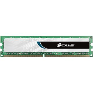 8GB Corsair ValueSelect DDR3-1600 DIMM CL11 Single