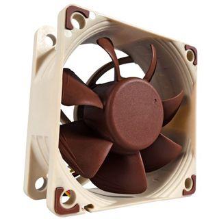 Noctua NF-A6x25 FLX 60x60x25mm 1600-3000 U/min 8,2-19,3 dB(A)