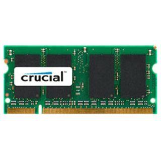 2GB Crucial CT25664AC667 DDR2-667 SO-DIMM CL5 Single