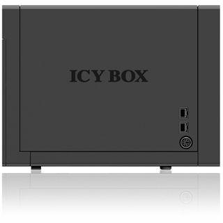 """ICY BOX IB-RD3640SU3E2 3.5"""" (8,89cm) eSATA/FireWire/FireWire"""