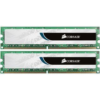 16GB Corsair ValueSelect DDR3-1600 DIMM CL11 Dual Kit
