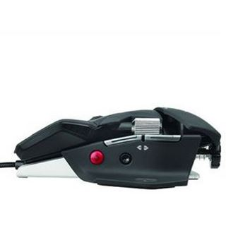 Mad Catz Cyborg R.A.T 5 Gaming Mouse USB matt black (kabelgebunden)
