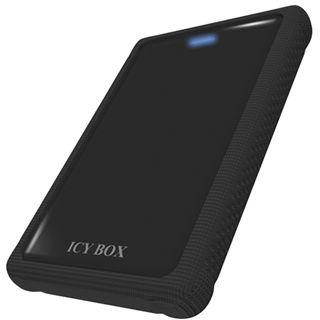 "ICY BOX IB-223U3-B 2.5"" (6,35cm) USB 3.0 schwarz"