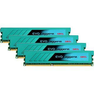 32GB GeIL EVO Leggera Quad Channel DDR3-2133 DIMM CL11 Quad Kit