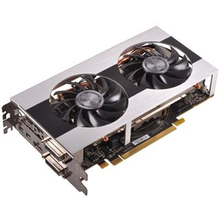 1GB XFX Radeon HD 7850 Double Dissipation Edition Aktiv PCIe 3.0 x16