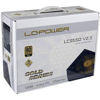 500 Watt LC-Power LC9550 Non-Modular