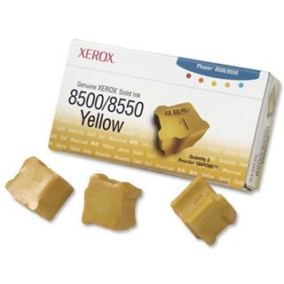 Xerox Phaser 8560W Colorstick, 3 yellow DMC