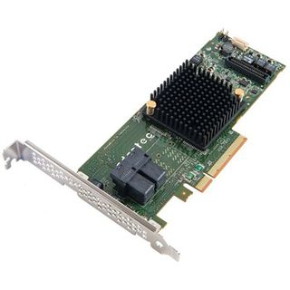 Adaptec RAID 7805 8 Port Multi-Lane PCIe 3.0 x8 Low