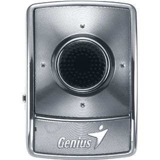 Genius Ring Presenter 2.4 GHz silber