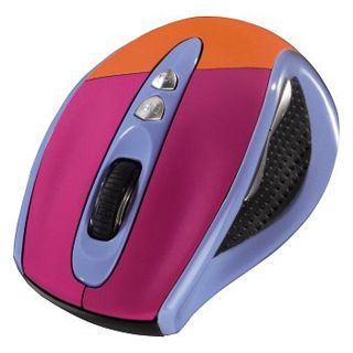 Hama 50417 USB blau/orange/pink (kabellos)