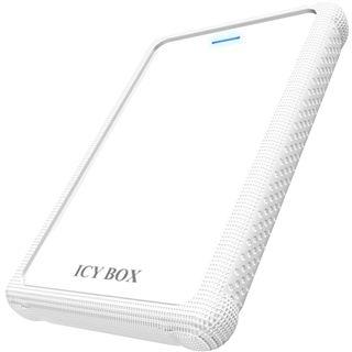 "ICY BOX IB-223U3-Wh 2.5"" (6,35cm) USB 3.0 weiss"