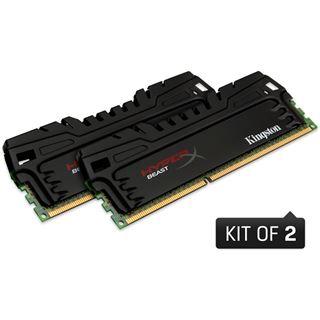 16GB Kingston HyperX Beast DDR3-2133 DIMM CL11 Dual Kit