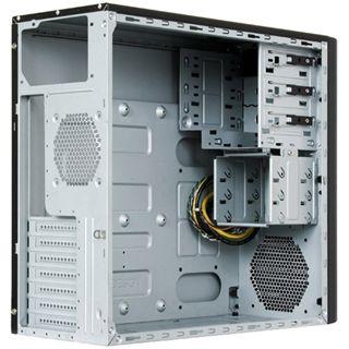 Chieftec BM-02B-U3 Midi Tower ohne Netzteil schwarz