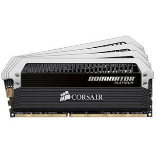 32GB Corsair Dominator Platinum DDR3-2400 DIMM CL10 Quad Kit