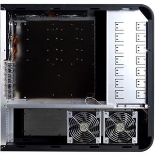 Silverstone Temjin TJ07 USB 3.0 Big Tower ohne Netzteil schwarz