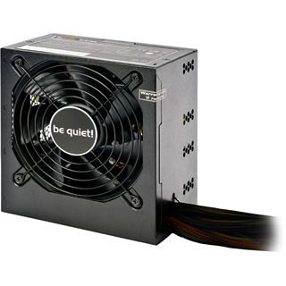 500 Watt be quiet! System Power 7 Bulk Non-Modular 80+ Silver