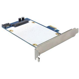 Delock 89342 1 Port PCIe 2.0 x1 retail