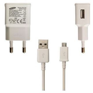 Samsung Ladegerät Micro-USB 2A 1.0m weiß