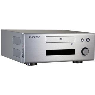 Chieftec Hi-Fi HT-01 Desktop 300 Watt silber