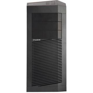 Zalman Z5 Plus Window Midi Tower ohne Netzteil schwarz
