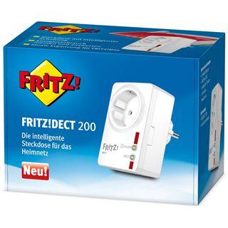 AVM FRITZ!DECT 200 Funksteckdose für DECT (20002572)