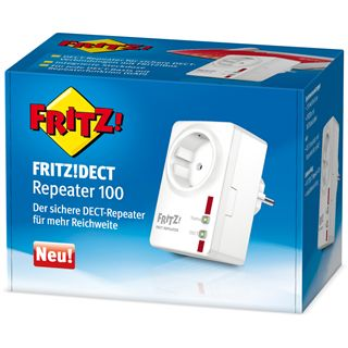 AVM FRITZ!DECT Repeater 100 Repeater für DECT (20002598)