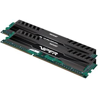 8GB Patriot Viper 3 Series Black Mamba DDR3-1600 DIMM CL9 Dual Kit
