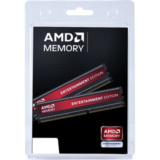 16GB Patriot AMD Memory Entertainment Edition DDR3-1600 DIMM CL11