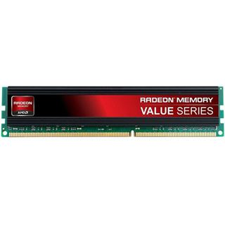 4GB Patriot AMD Memory Value Serie DDR3-1600 DIMM CL11 Single