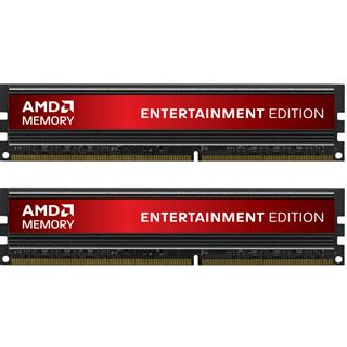 16GB Patriot AMD Memory Entertainment Edition DDR3-1333 DIMM CL9 Dual