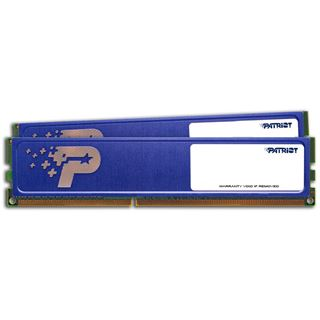 8GB Patriot Signature Line HS DDR3-1600 DIMM CL9 Dual Kit