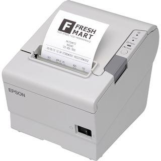 Epson TM-T88V-031 weiß Thermotransfer Seriell/USB 2.0