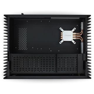 Streacom FC10 Desktop ohne Netzteil schwarz