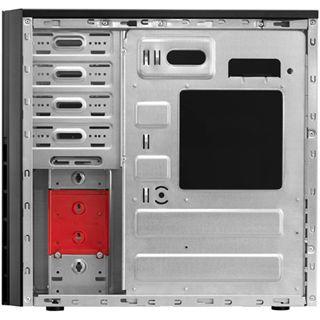 Antec VSK-4000E Midi Tower ohne Netzteil schwarz