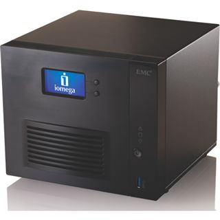 Iomega StorCenter ix4-300d ohne Festplatten