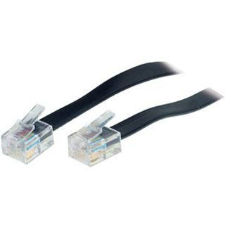 2.00m Good Connections ISDN Anschlusskabel RJ12 Stecker auf RJ12